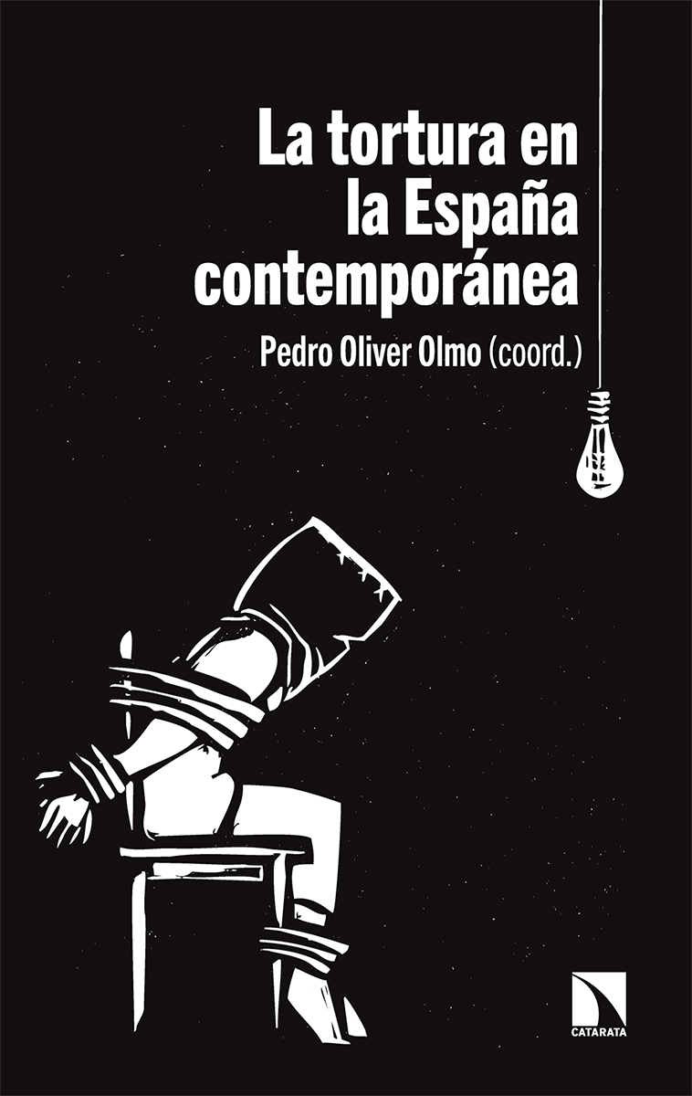 La tortura en la España contemporánea: portada