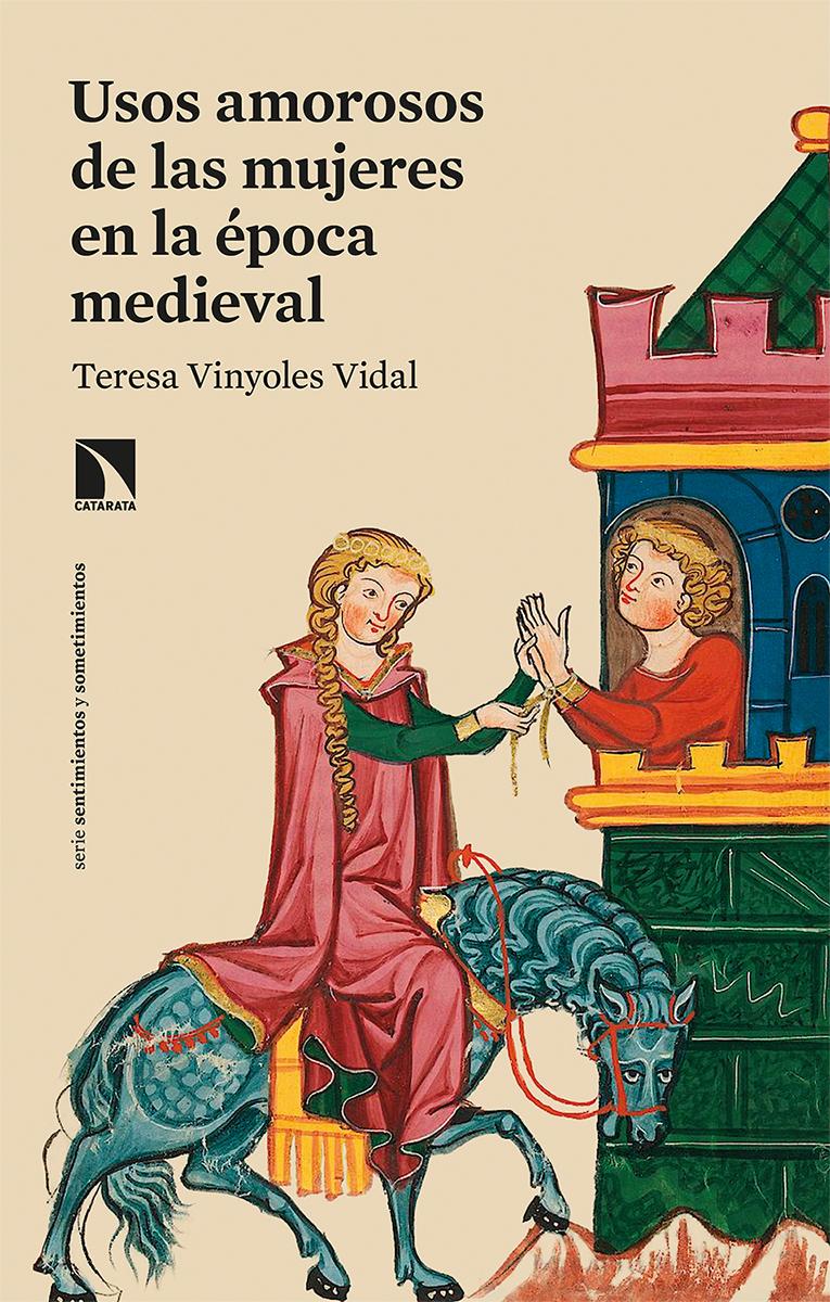 Usos amorosos de las mujeres en la época medieval: portada