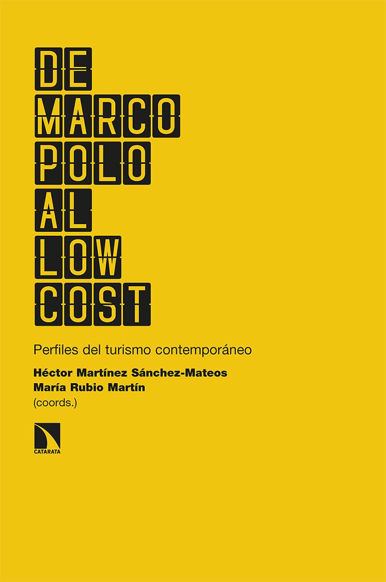 De Marco Polo al low cost: portada