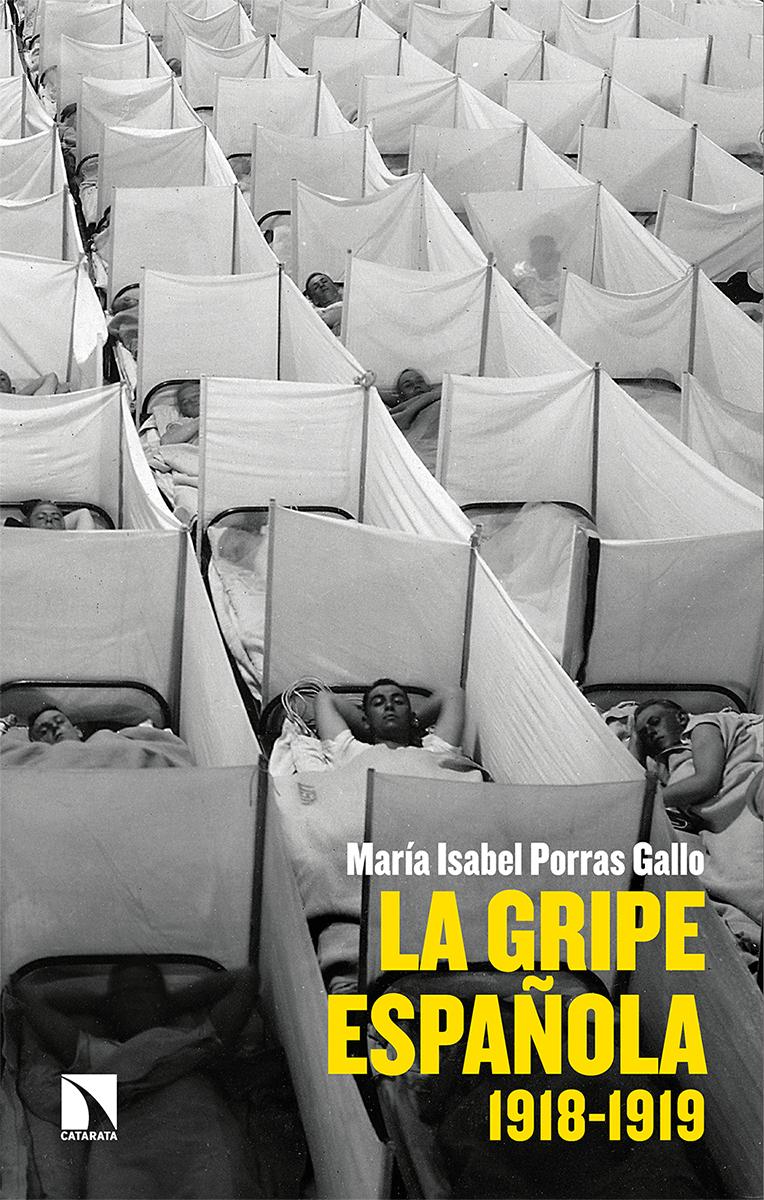 La gripe española: portada
