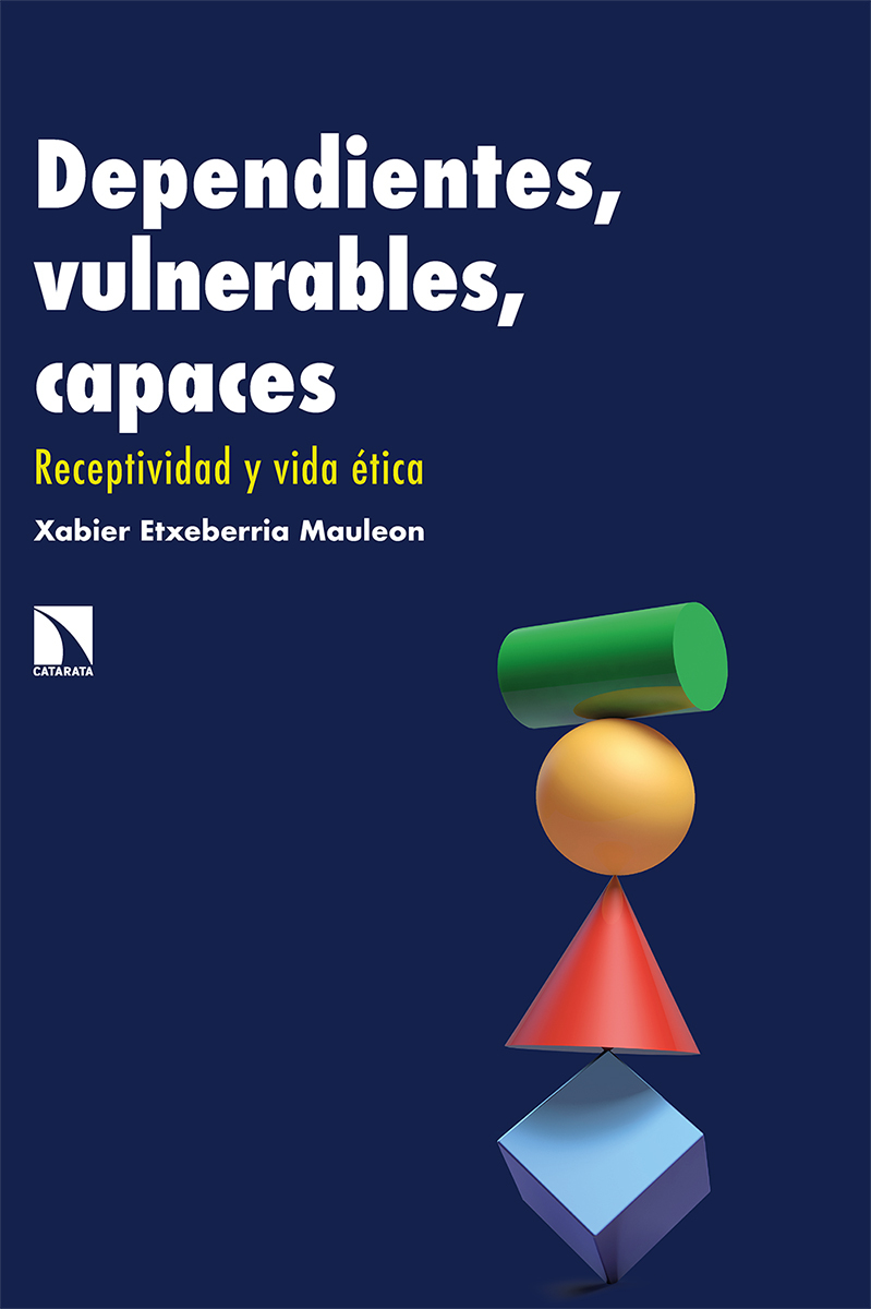 Dependientes, vulnerables, capaces: portada
