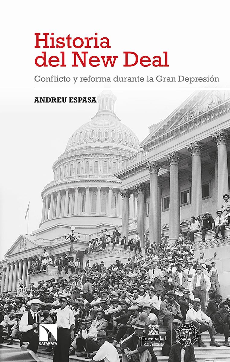 Historia del New Deal: portada