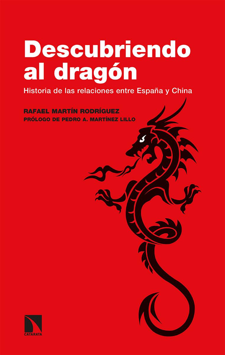 Descubriendo al dragón: portada