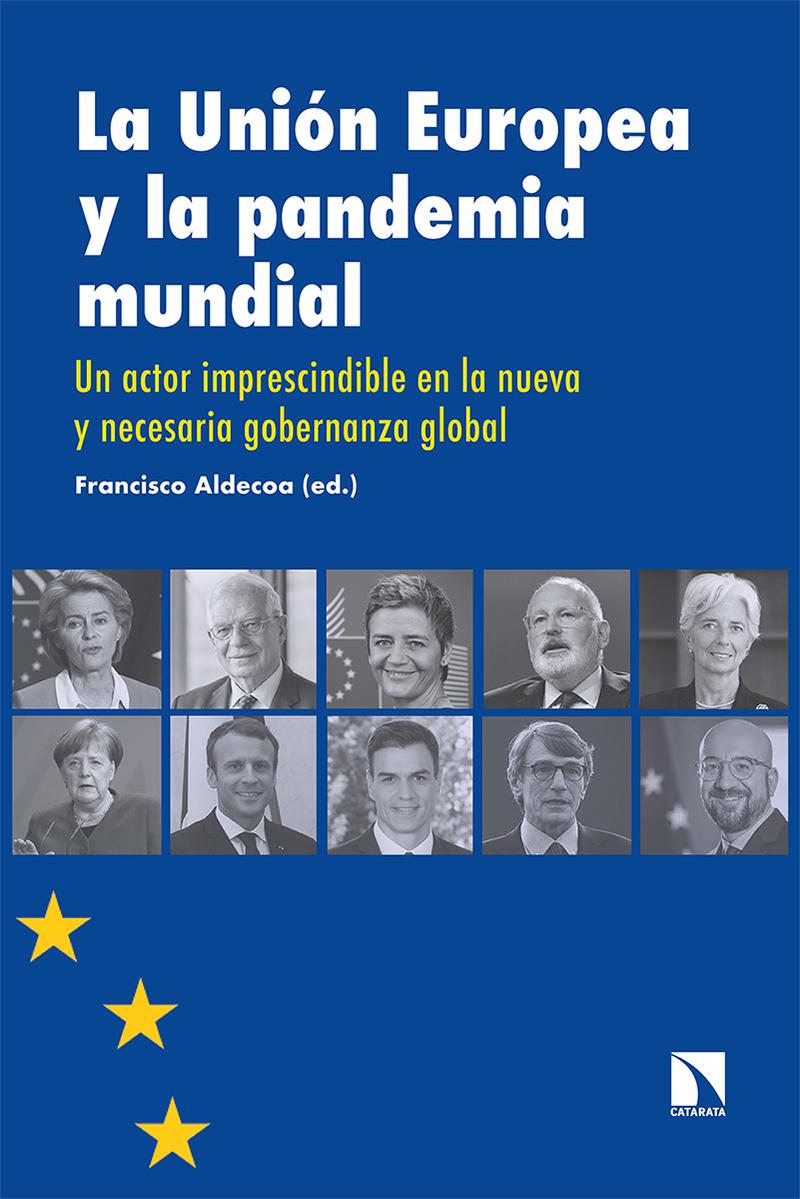 La Unión Europea y la pandemia mundial: portada