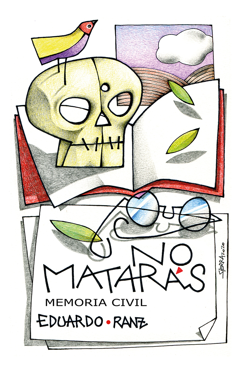 No matarás. Memoria civil: portada