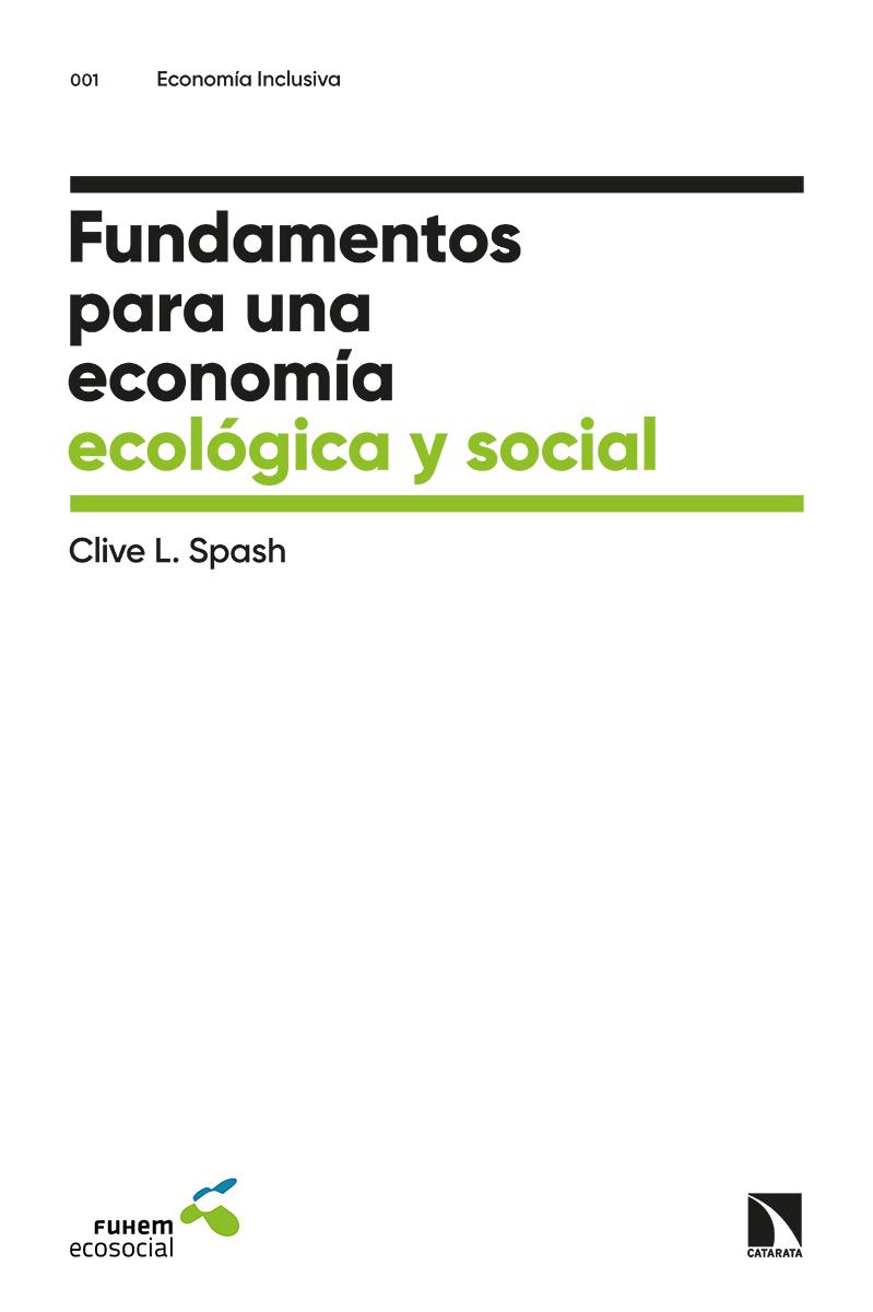 Fundamentos para una economía ecológica y social: portada