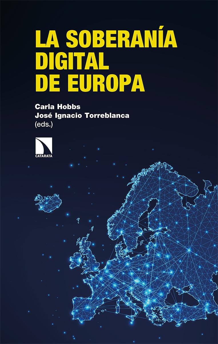 La soberanía digital de Europa: portada