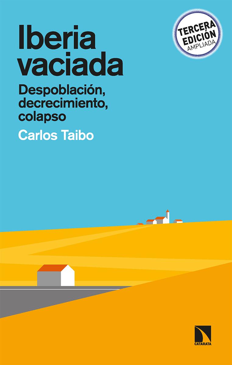 Iberia vaciada: portada