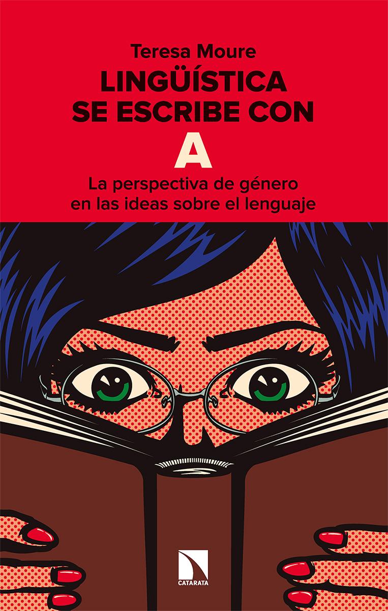 Lingüística se escribe con A: portada