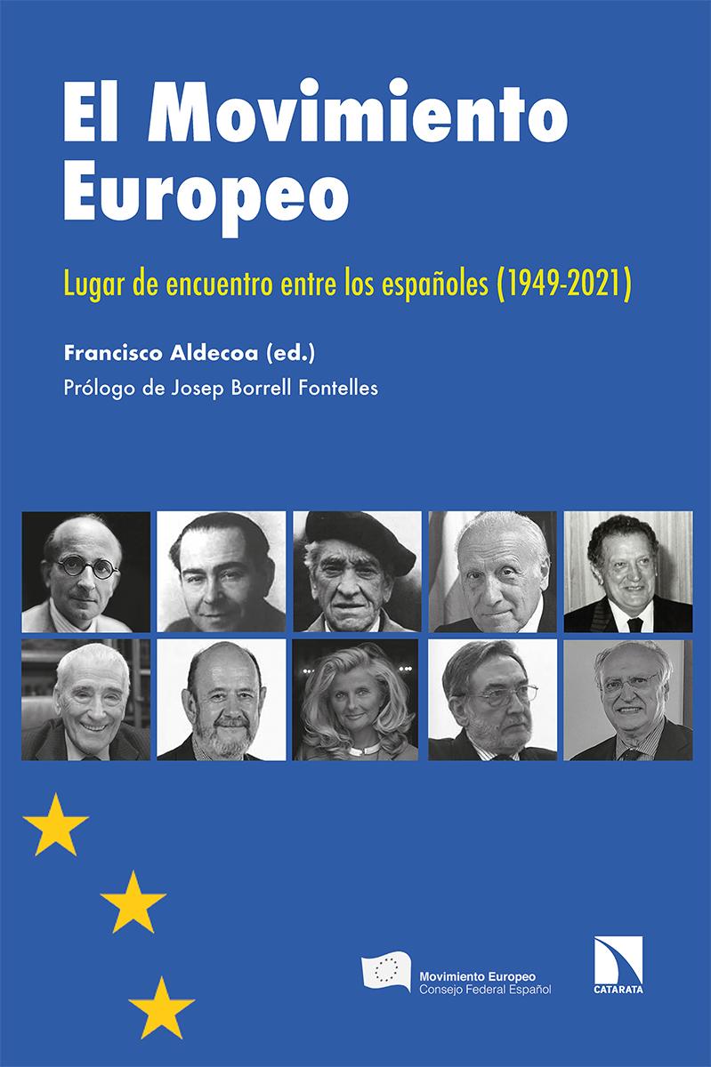 El Movimiento Europeo: portada