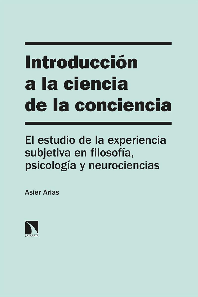 Introducción a la ciencia de la conciencia: portada