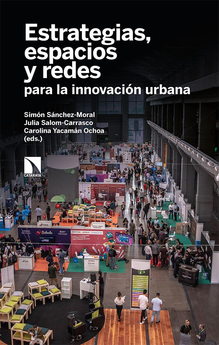 Estrategias, espacios y redes para la innovación urbana: portada