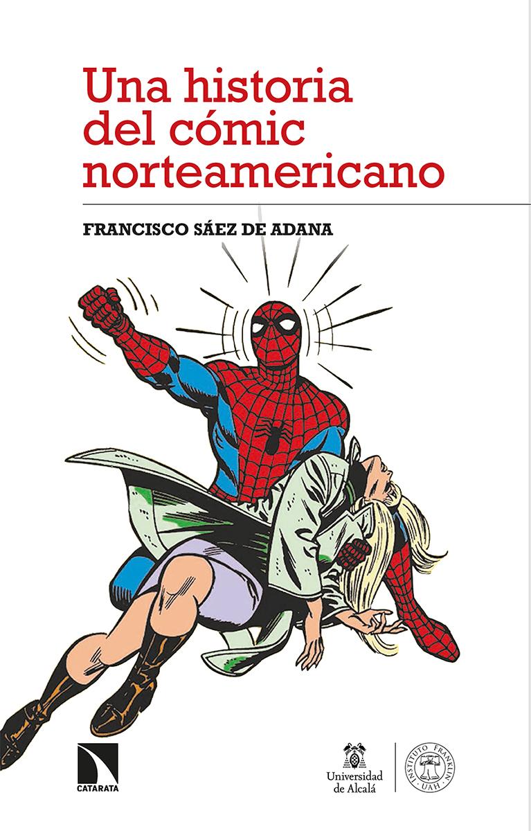Una historia del cómic norteamericano: portada