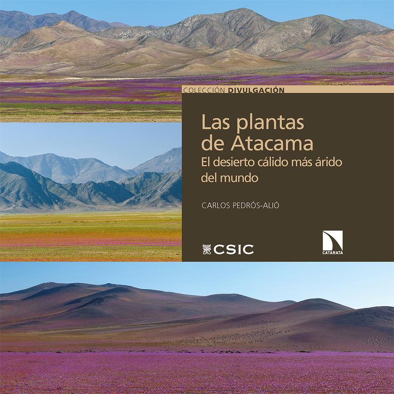 Las plantas de Atacama: portada
