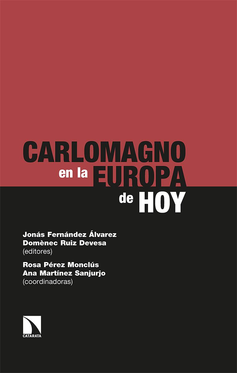 Carlomagno en la Europa de hoy: portada