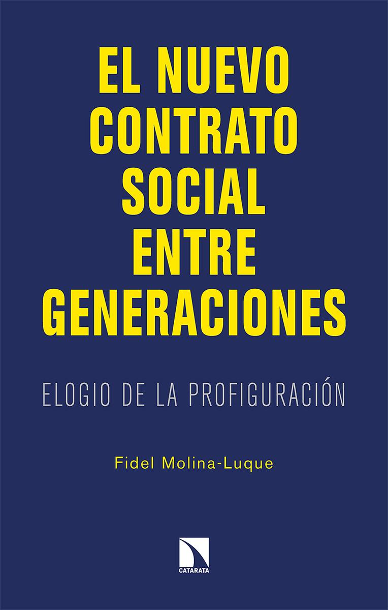 El nuevo contrato social entre generaciones: portada