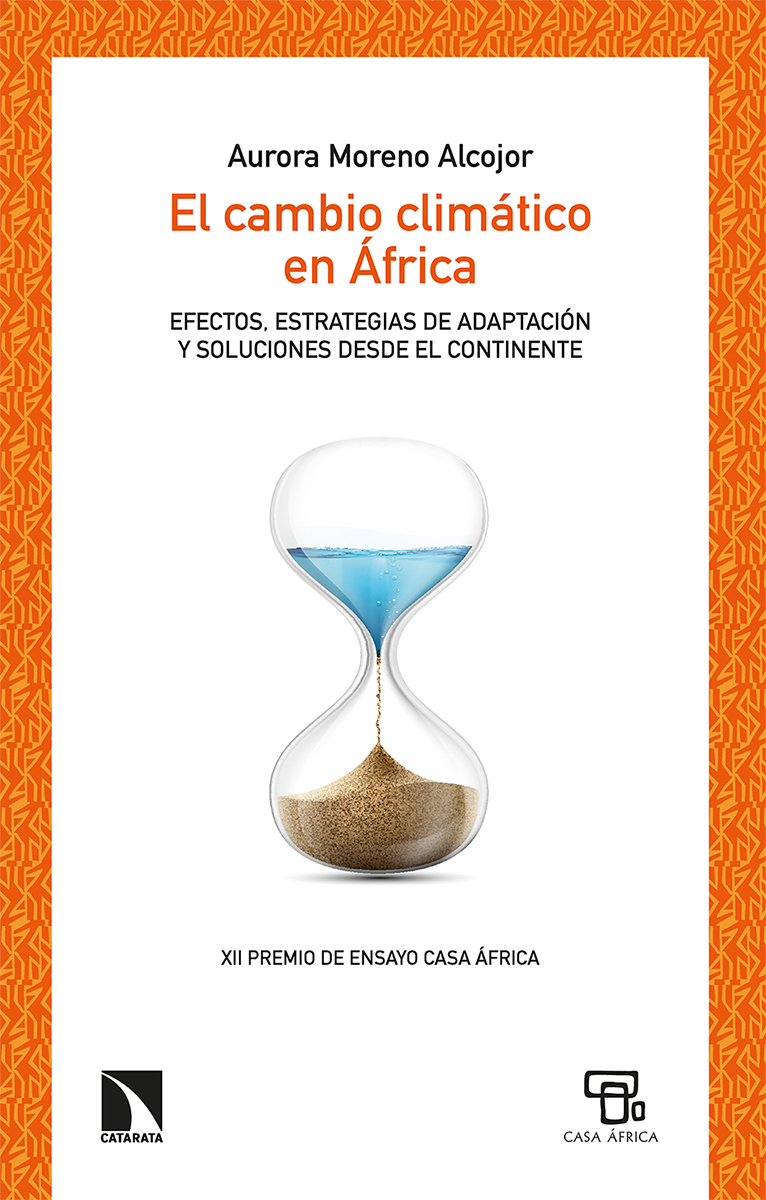 El cambio climático en África: portada