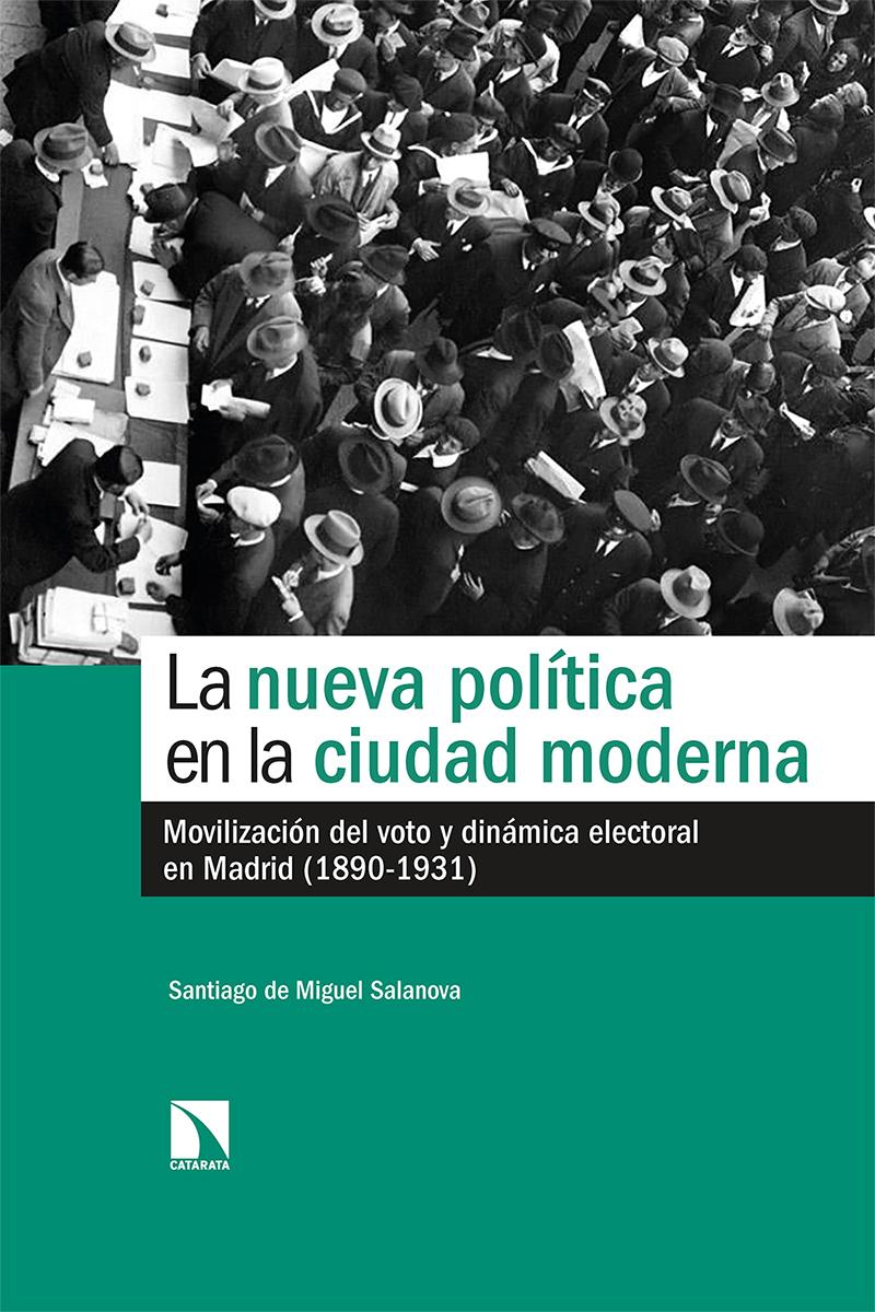 La nueva política en la ciudad moderna: portada