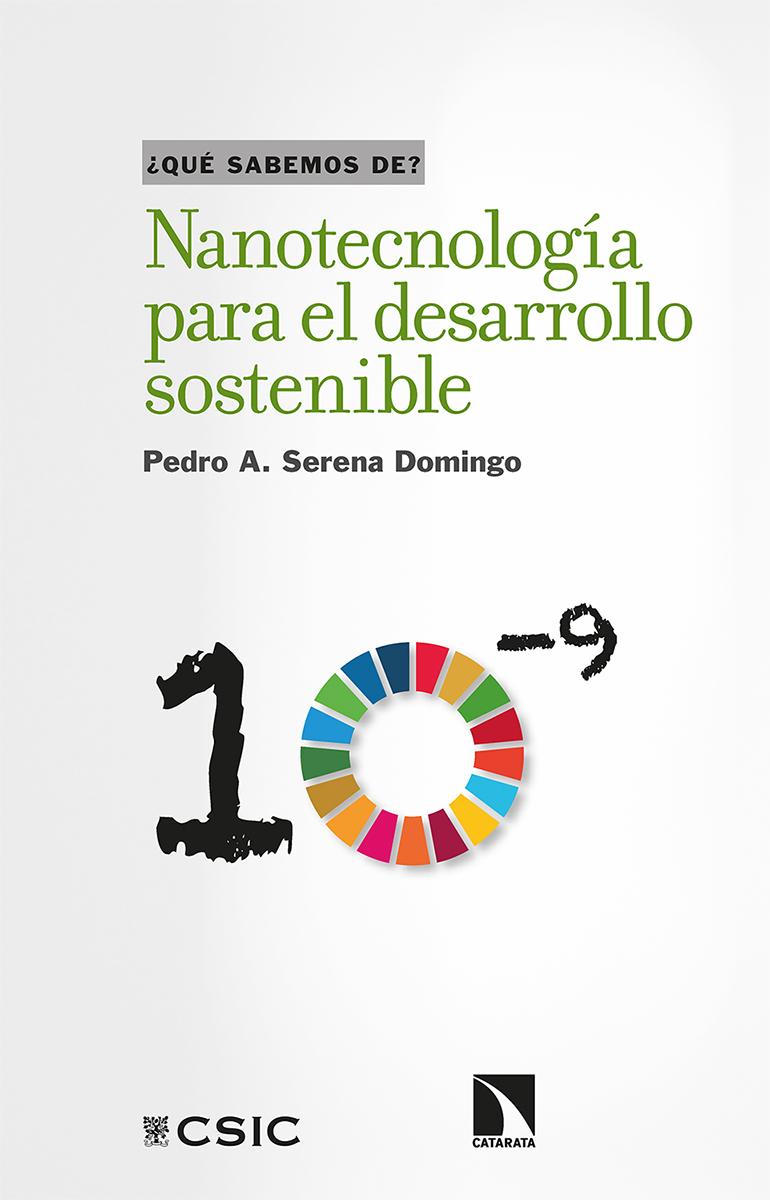 Nanotecnología para el desarrollo sostenible: portada