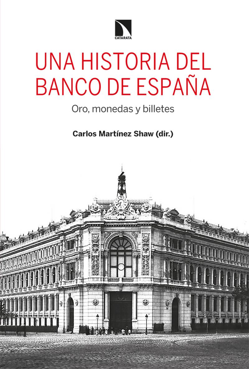 Una historia del Banco de España: portada