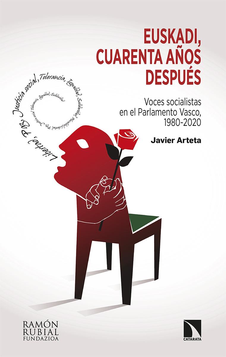 Euskadi, cuarenta años después: portada