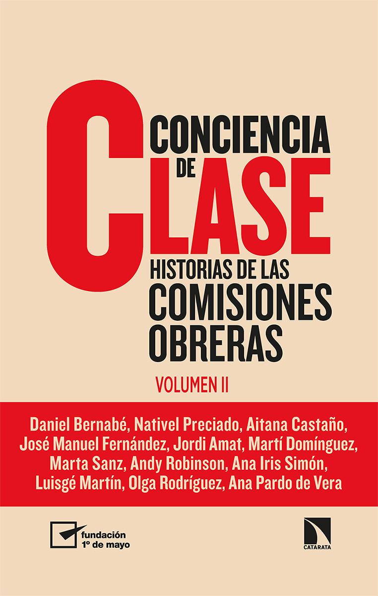 Conciencia de clase (vol. 2): portada