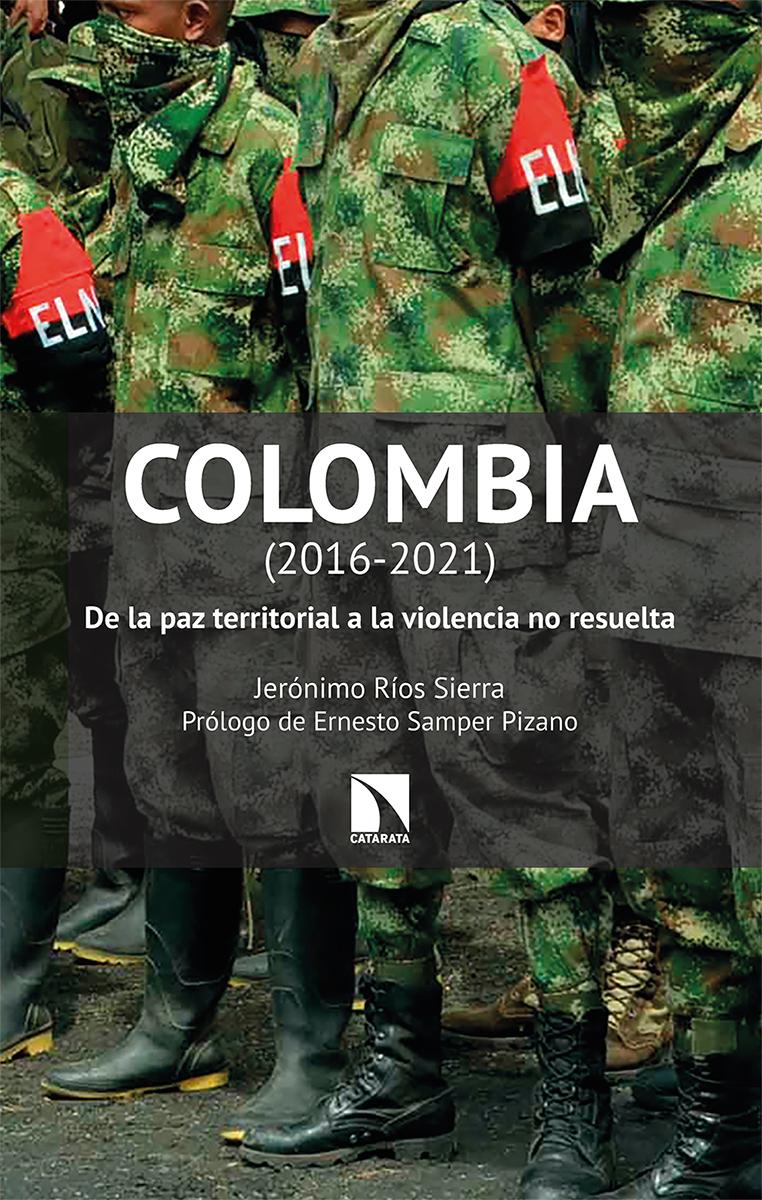 Colombia (2016-2021): portada