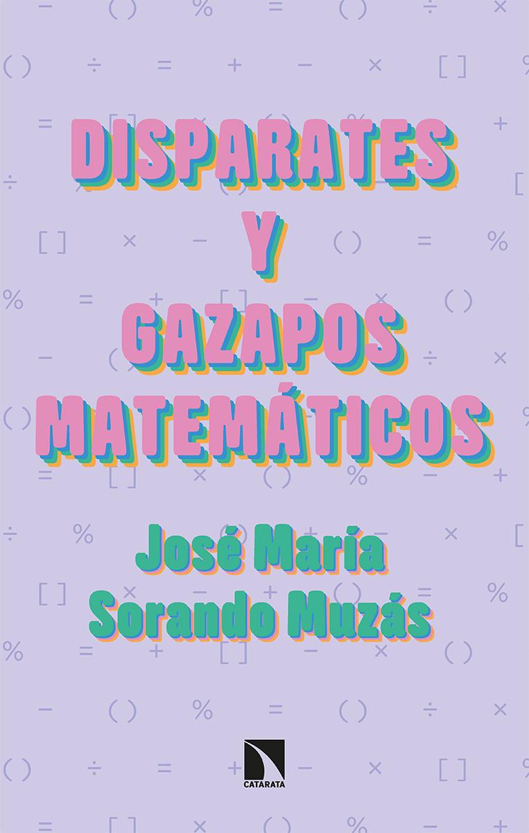 Disparates y gazapos matemáticos: portada