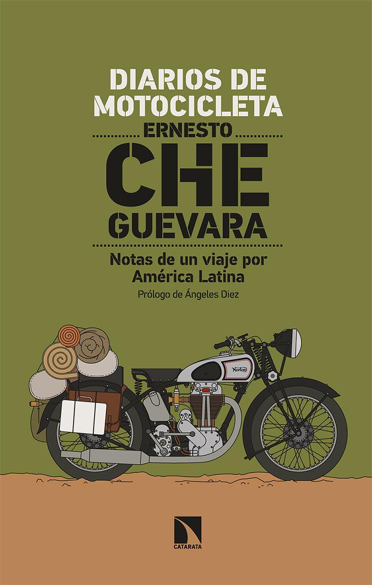 Diarios de motocicleta: portada