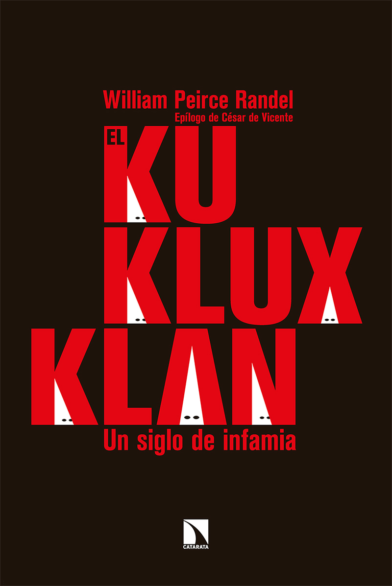 El Ku Klux Klan: portada