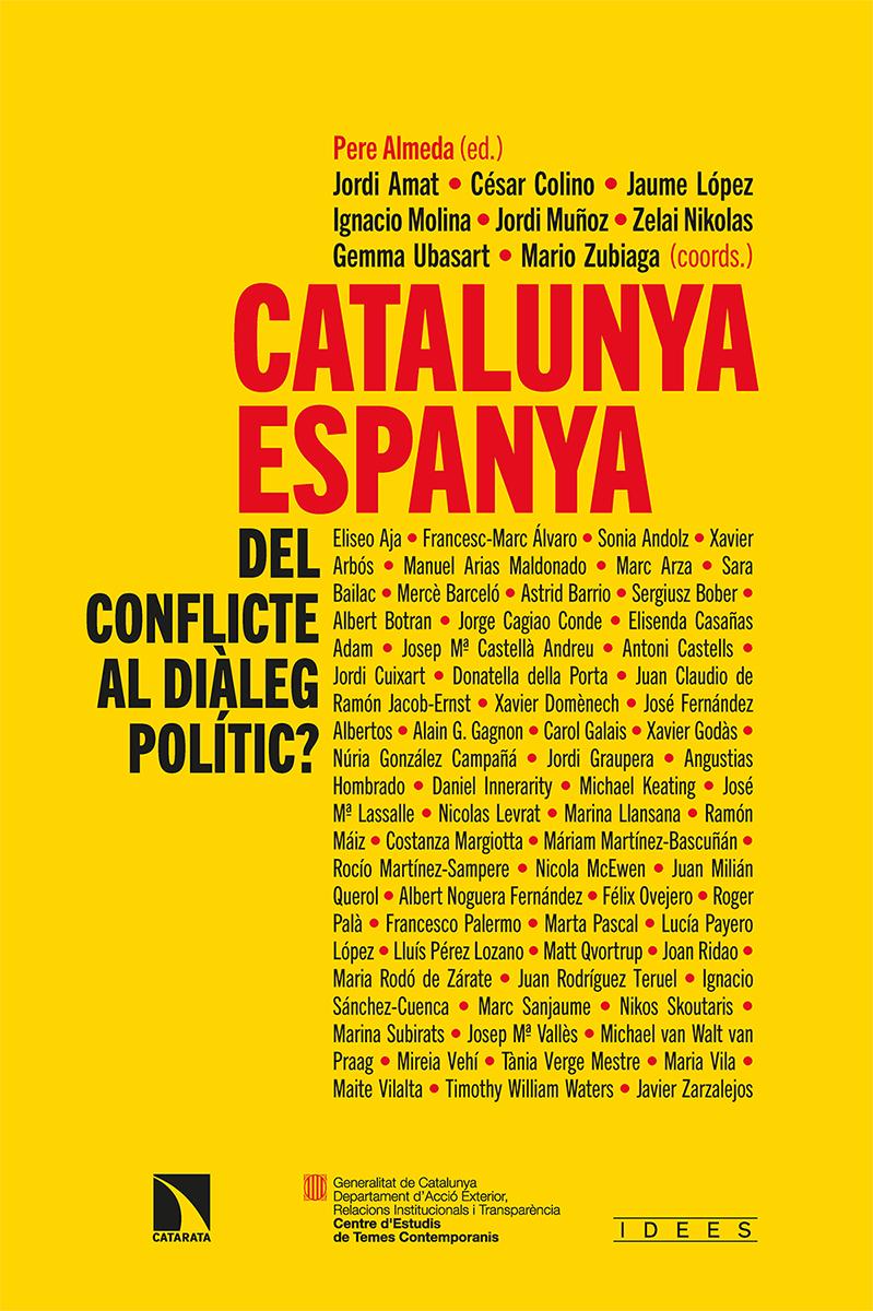 Catalunya-Espanya: del conflicte al diàleg polític?: portada
