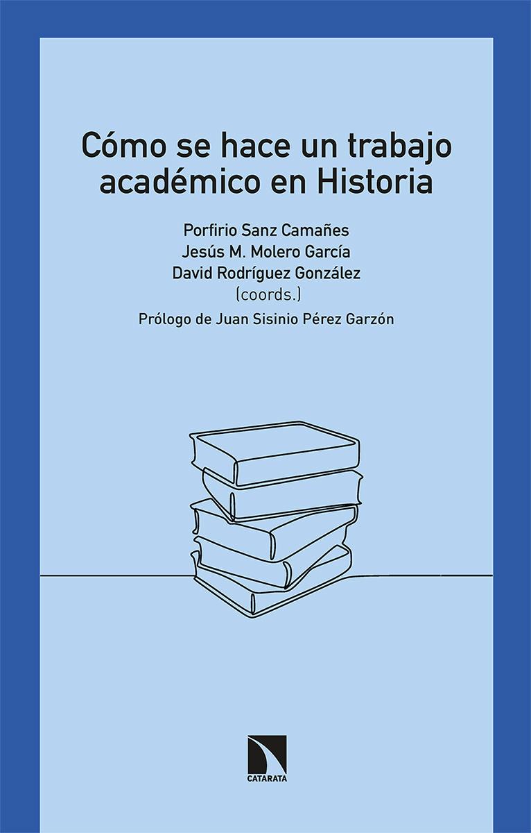 Cómo se hace un trabajo académico en Historia: portada