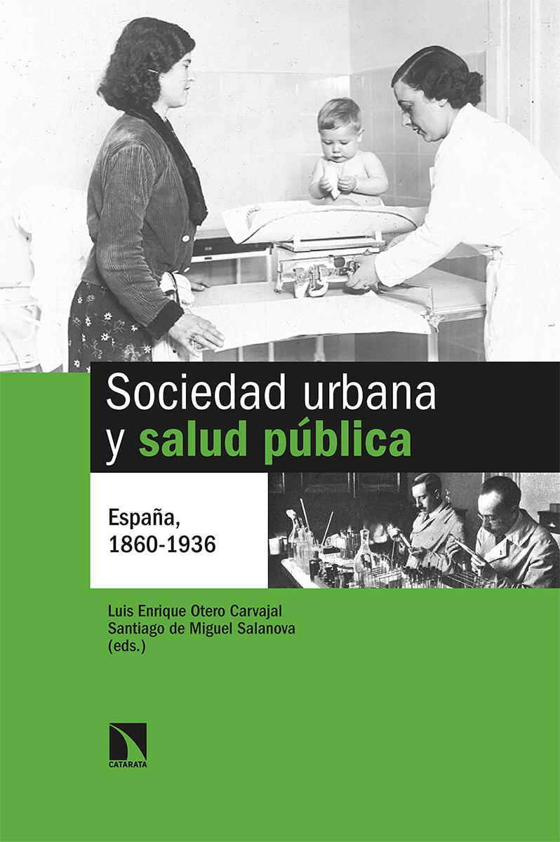 Sociedad urbana y salud pública: portada