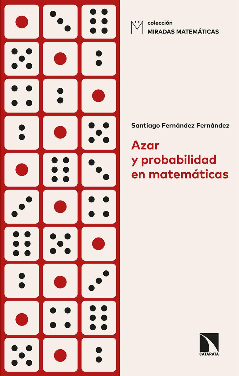 Azar y probabilidad en matemáticas: portada