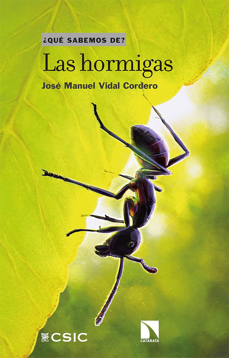Las hormigas: portada