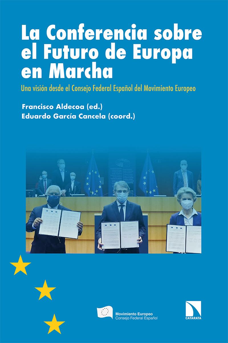 La Conferencia sobre el Futuro de Europa en Marcha: portada