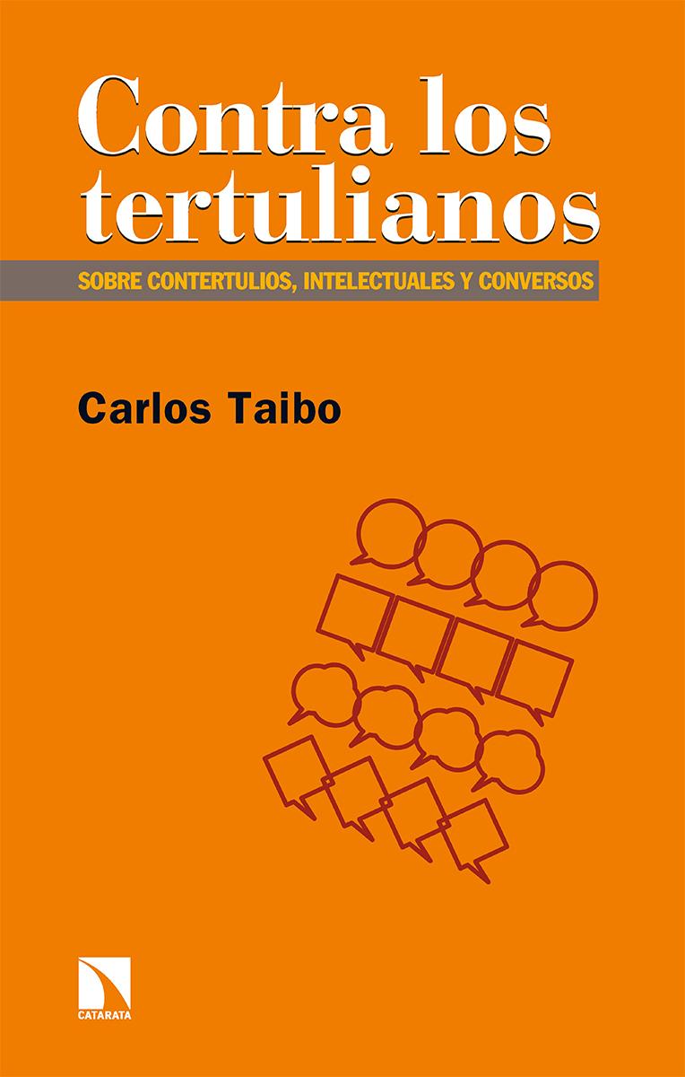 Contra los tertulianos: portada