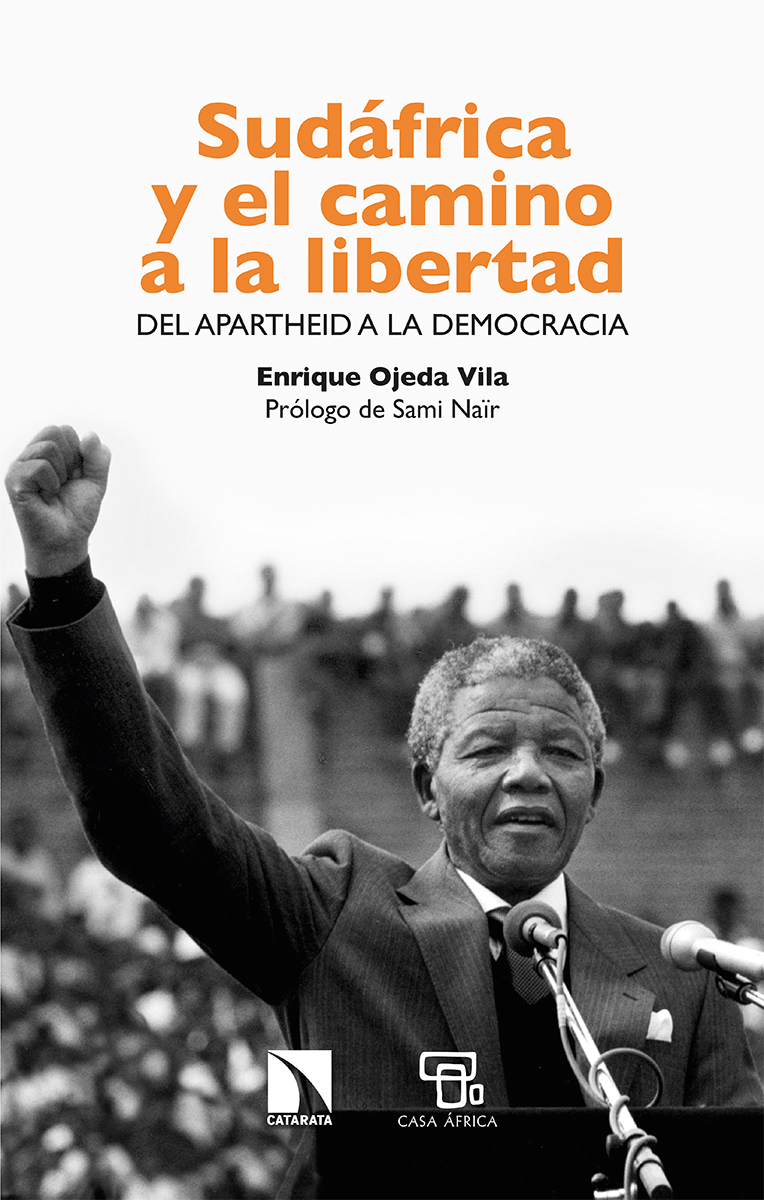 Sudáfrica y el camino a la libertad: portada