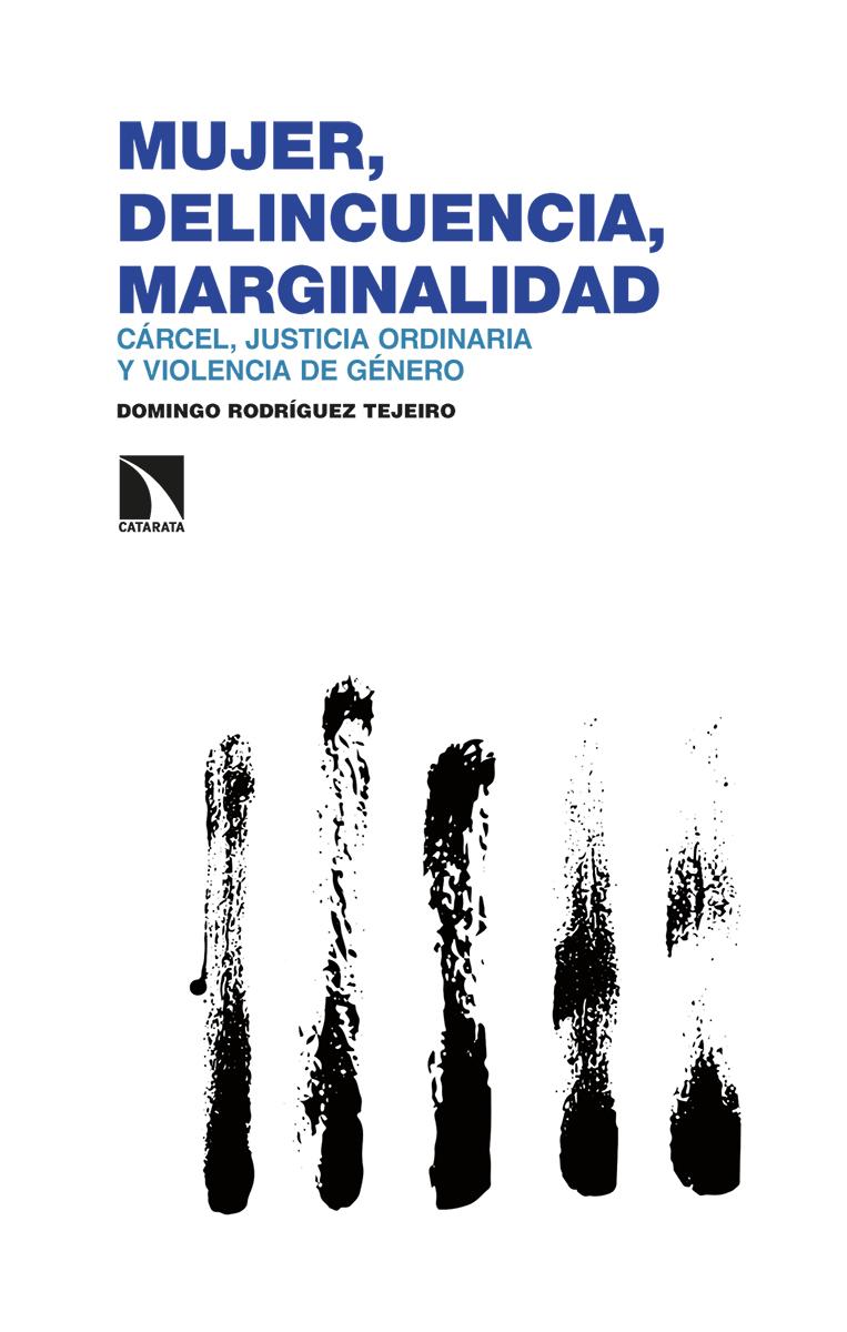 Mujer, delincuencia, marginalidad: portada