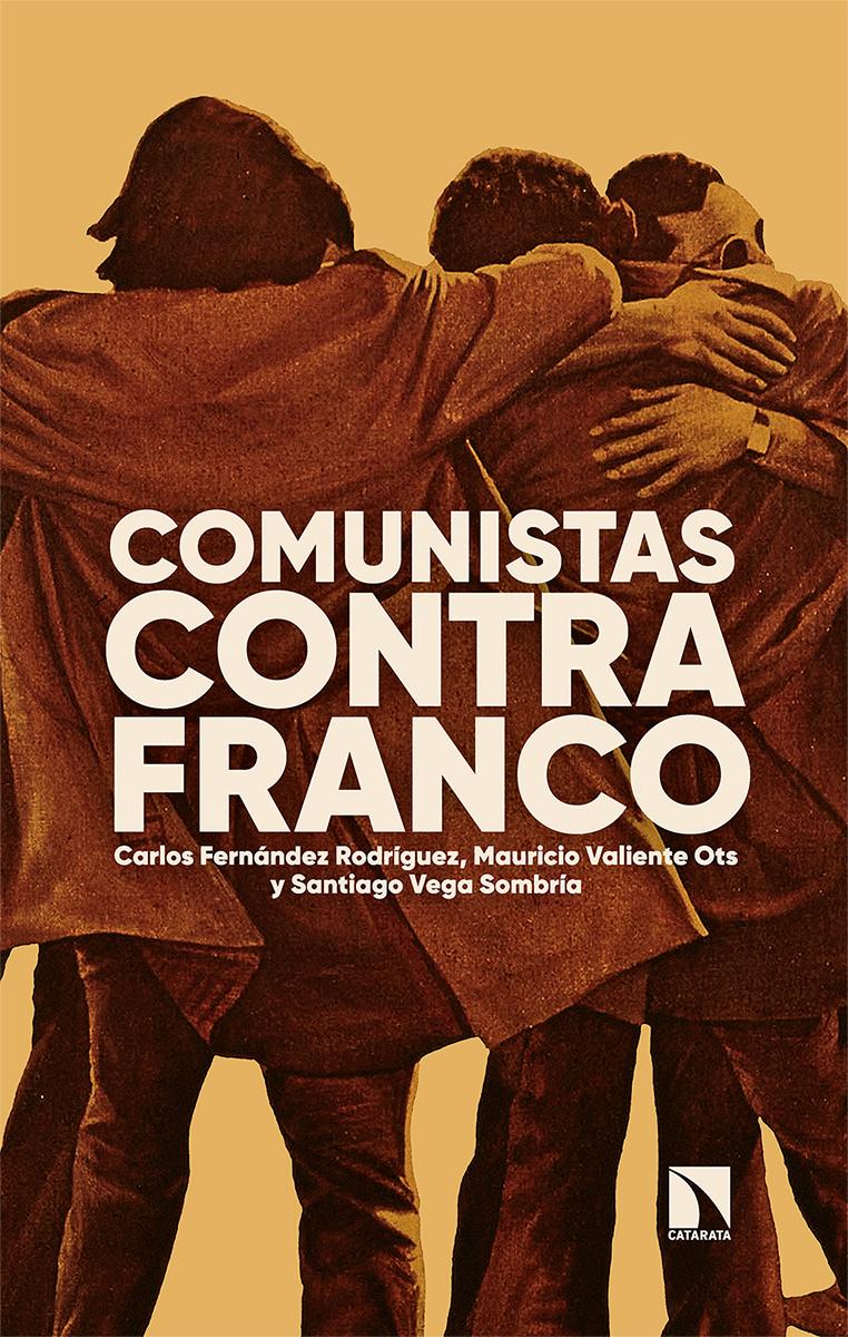 Comunistas contra Franco: portada
