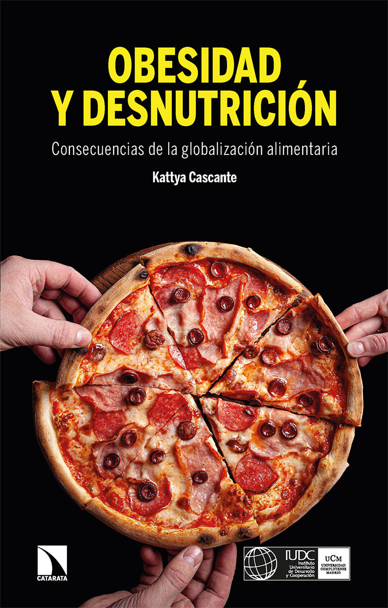 Obesidad y desnutrición: portada