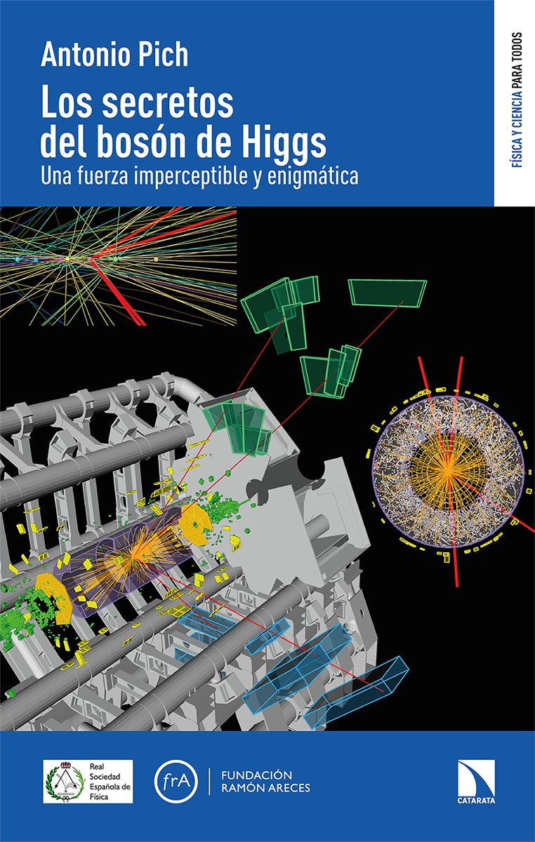 Los secretos del bosón de Higgs: portada
