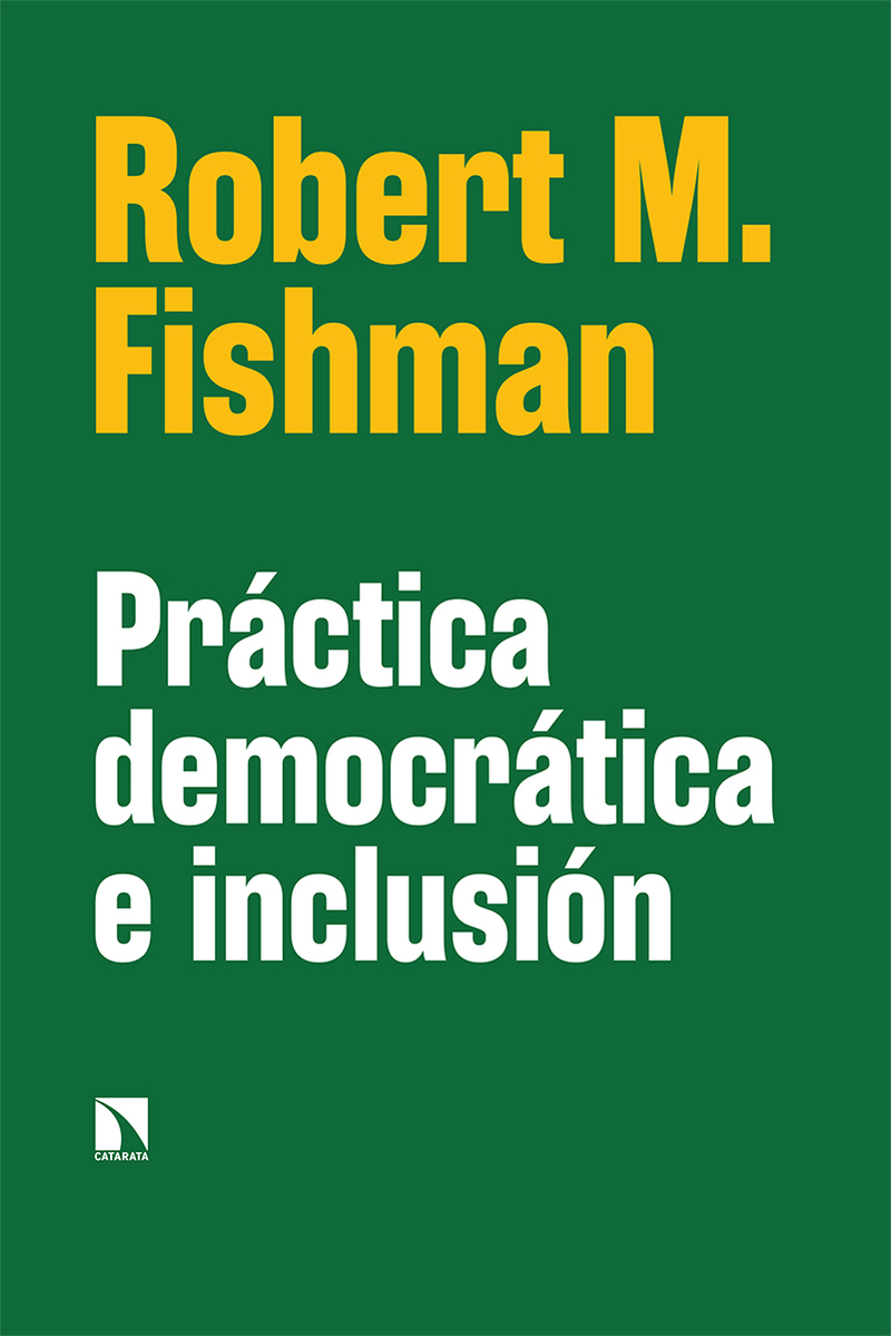 Práctica democrática e inclusión: portada