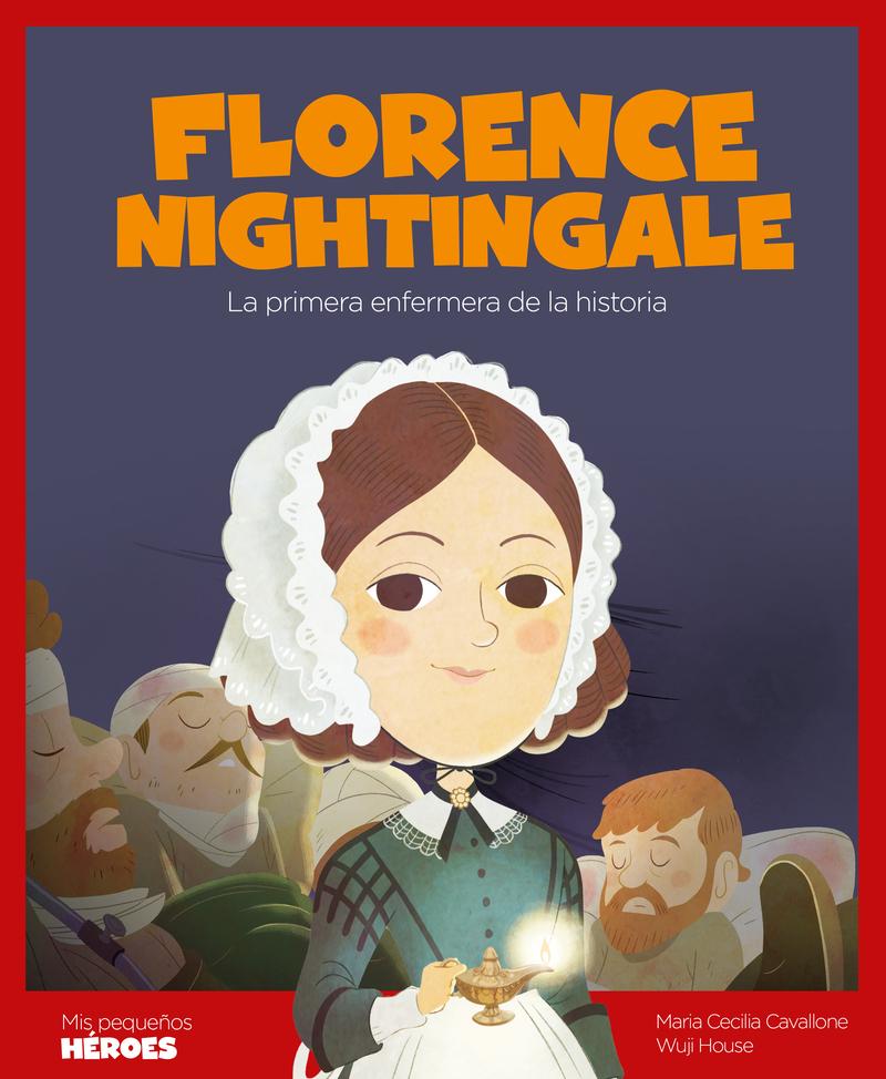 Florence Nightingale: portada