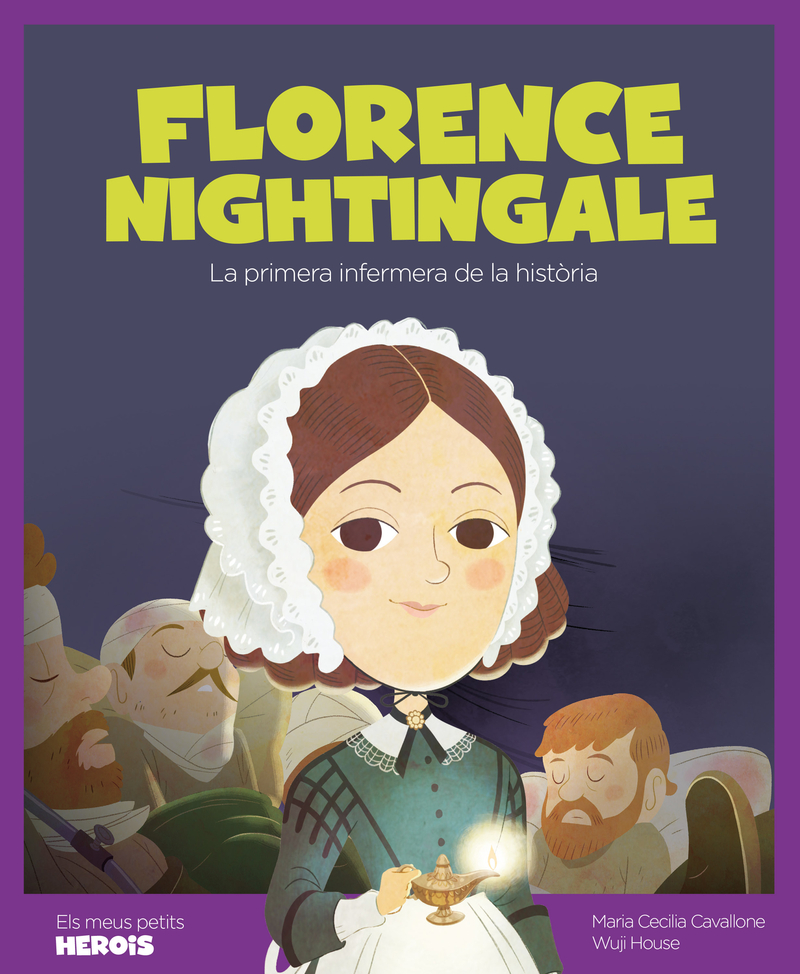 Florence Nightingale (versió CATALÀ): portada