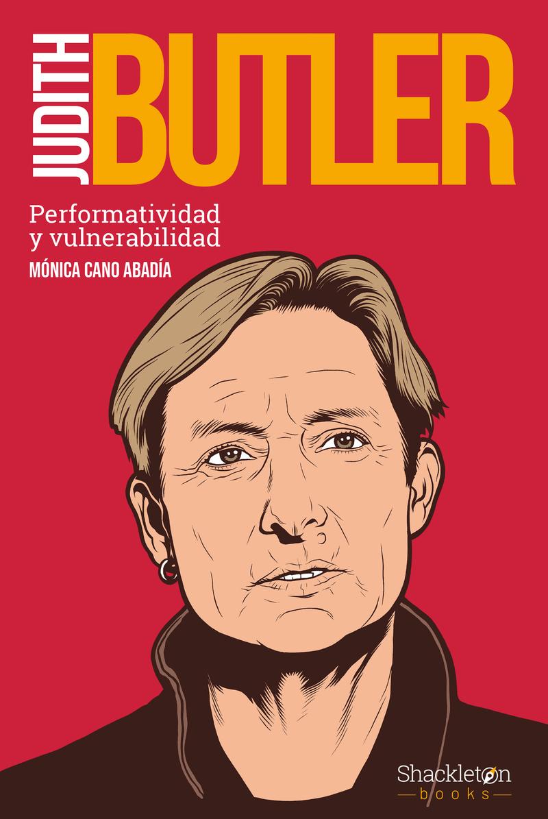 Judith Butler: portada