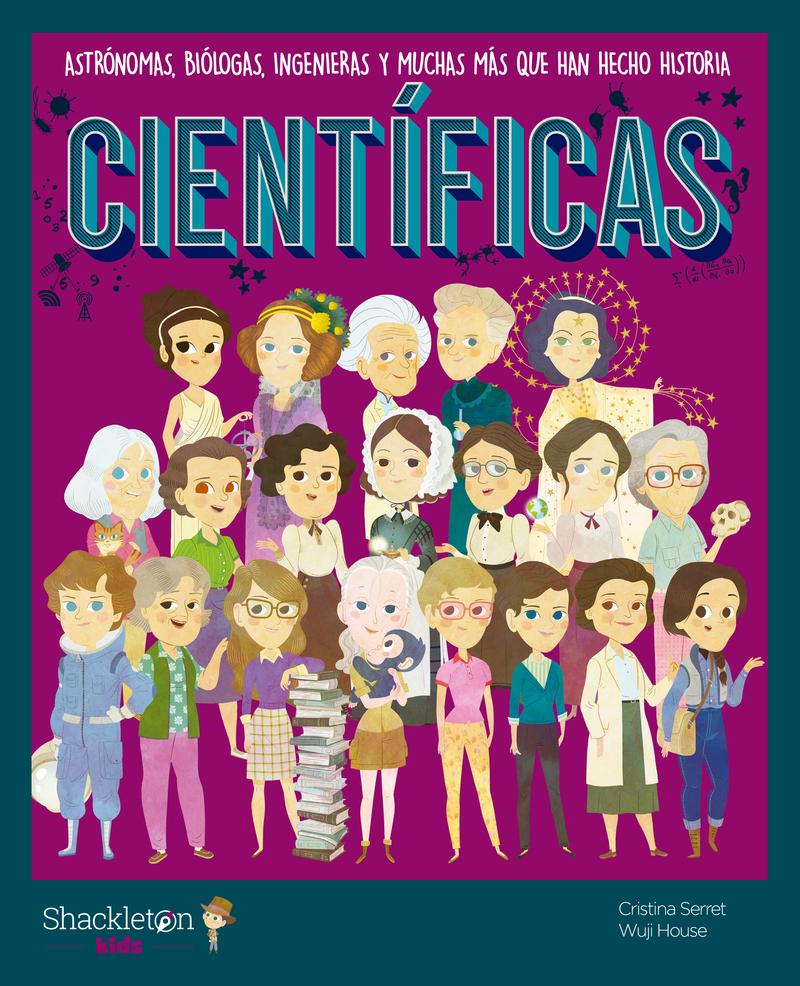 Científicas: portada