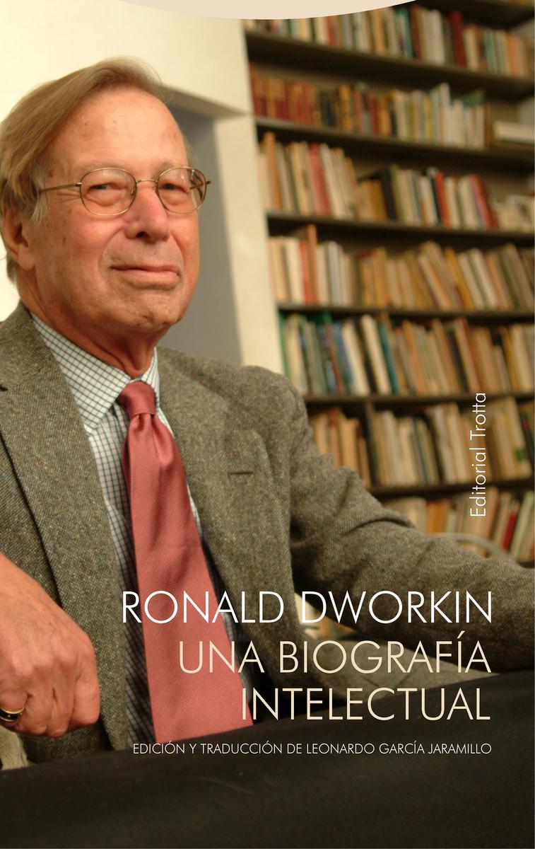 Ronald Dworkin: portada