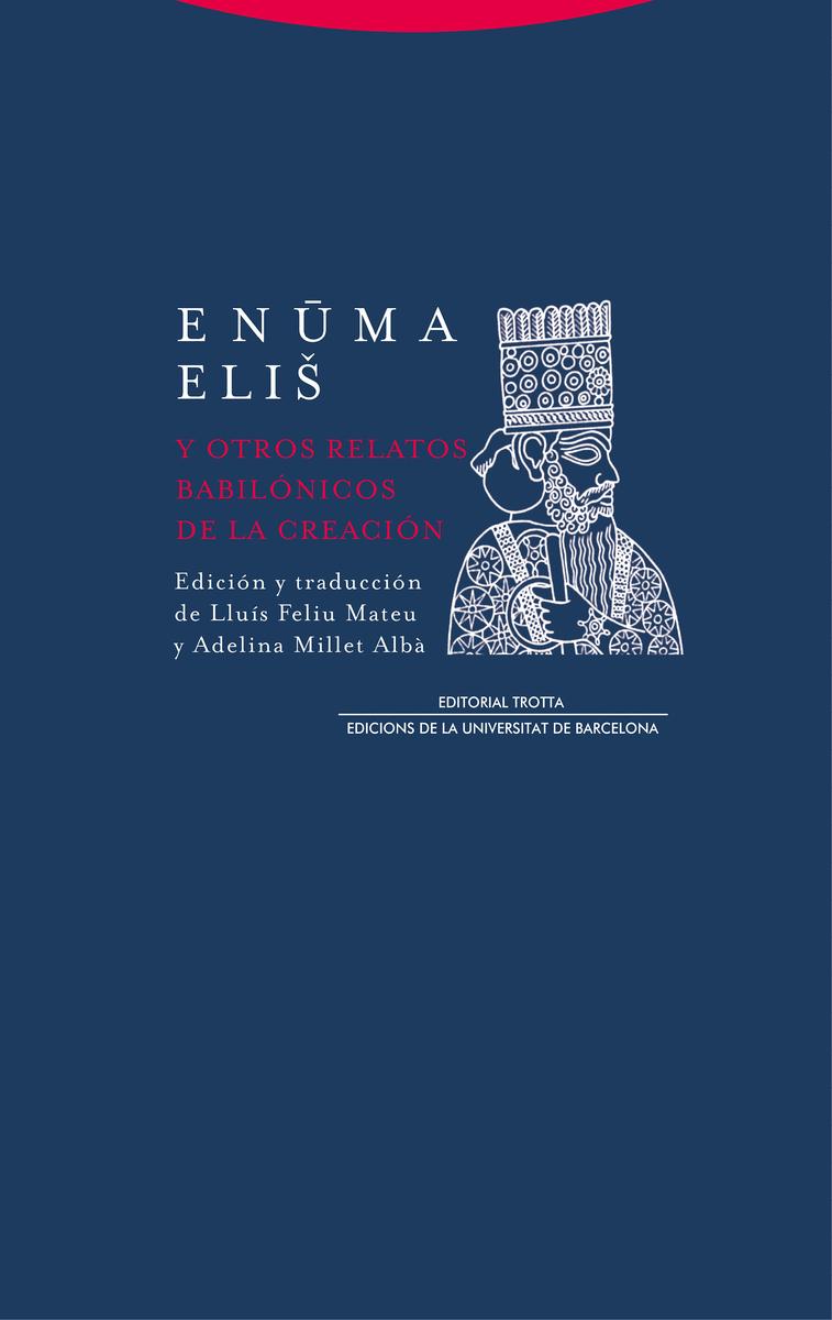 Enuma eliš y otros relatos babilónicos de la Creación (NE): portada