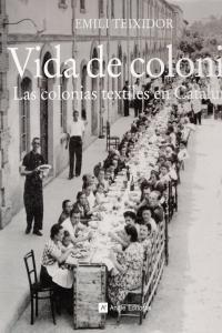 VIDA DE COLONIA: portada